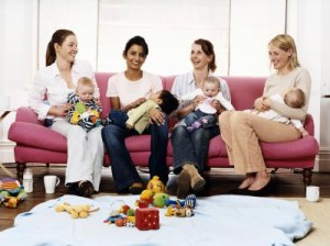 Find out more about single parent support groups
