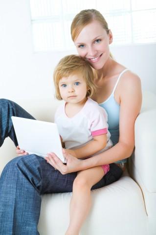 Single parents and children