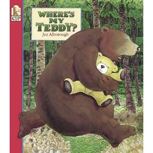 Where's My Teddy