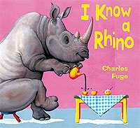 Single Parent Center - I Know A Rhino