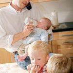 Facing Single parenting
