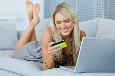 Online Shopping With Your Credit Card