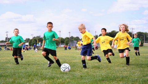 Motivating Kids To Do Sports