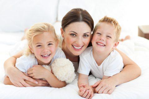 Single Parent Of Multiple Children