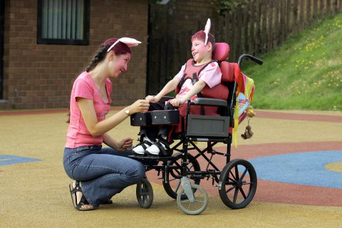 Support For Single Parents With Disabled Children
