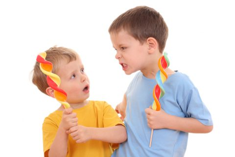 Manage Sibling Rivalry