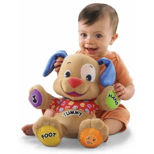 Fisher-Price Laugh And Learn Learning Puppy