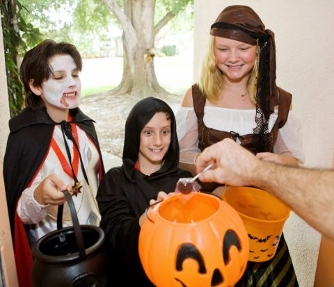 Trick-or-Treating Tips