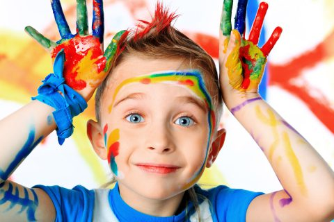 Kids Draw And Paint