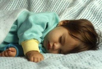 Toddler Is Sleeping